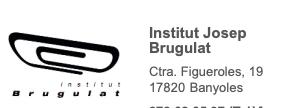 Institut Josep Bragulat Banyoles