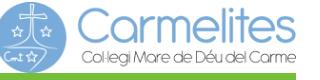 Escola Mare de Diu del carme. Tarragona