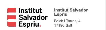 Institut Salvador Espriu Salt